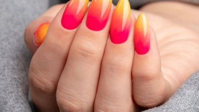 20 Ombre Nail Art Ideas You Can Copy This Winter