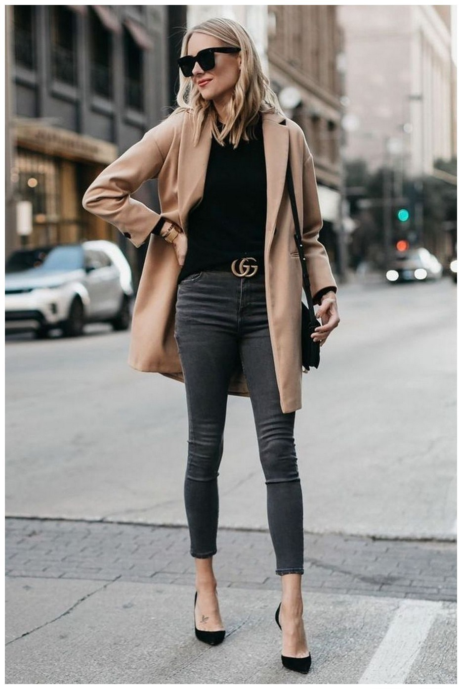 60+ minimalistic outfits for spring 46