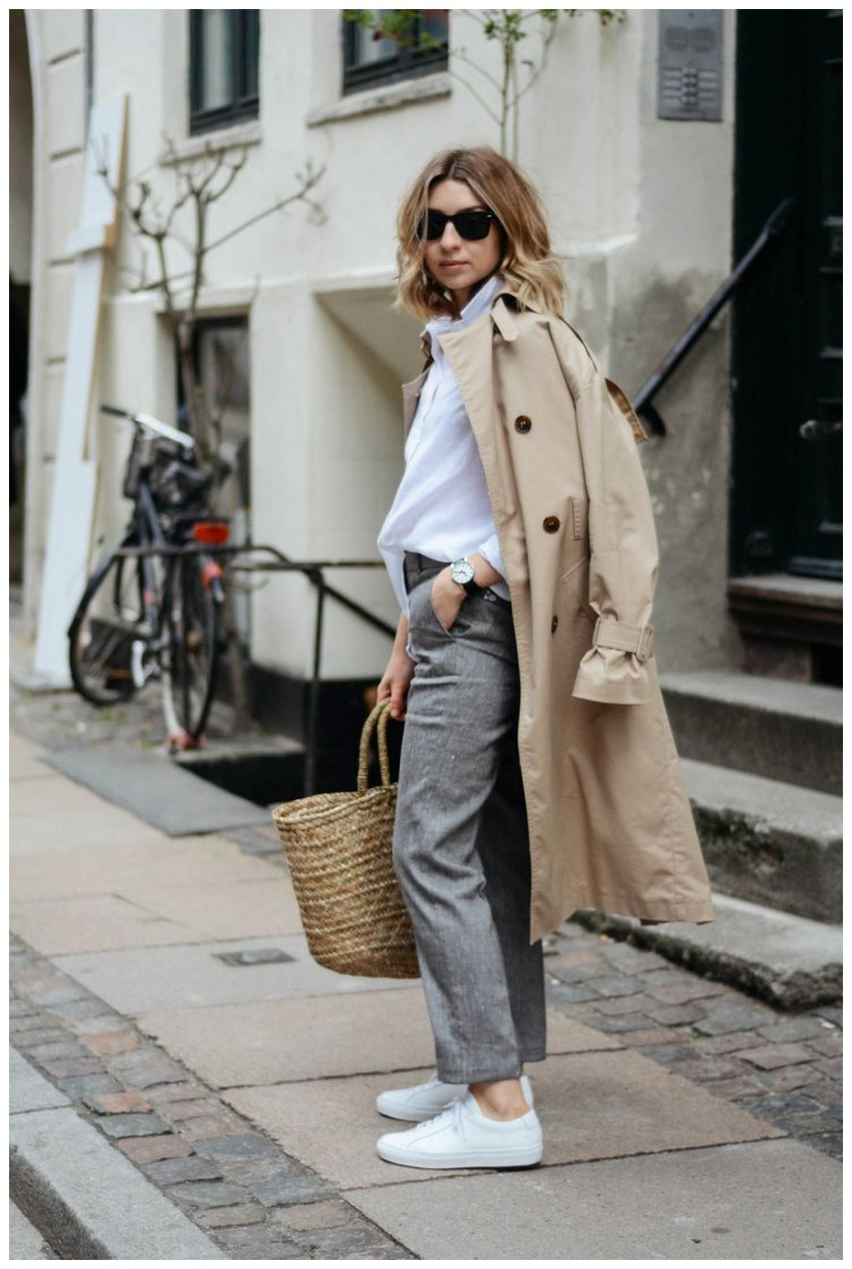 60+ minimalistic outfits for spring 1