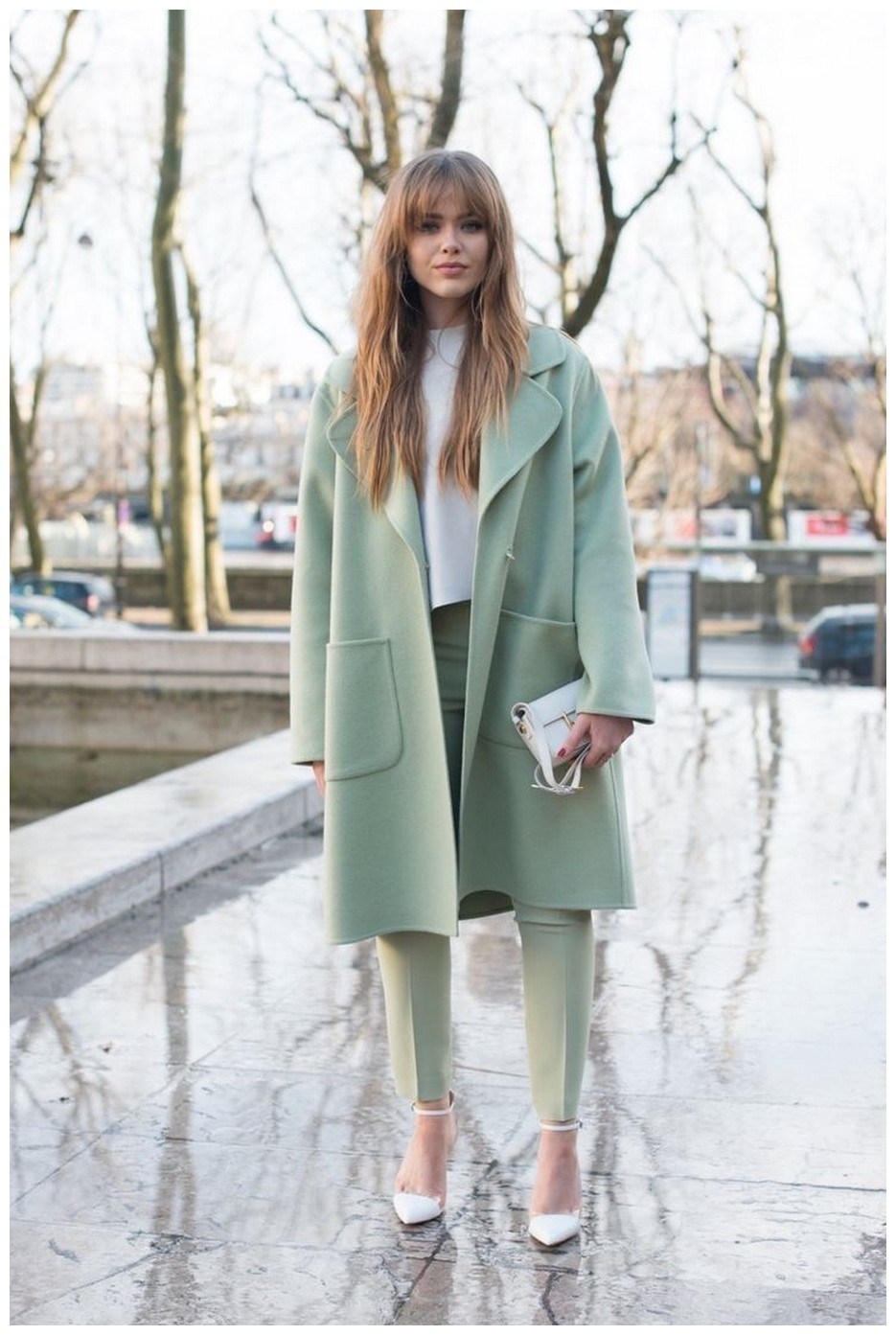 60+ minimalistic outfits for spring 45