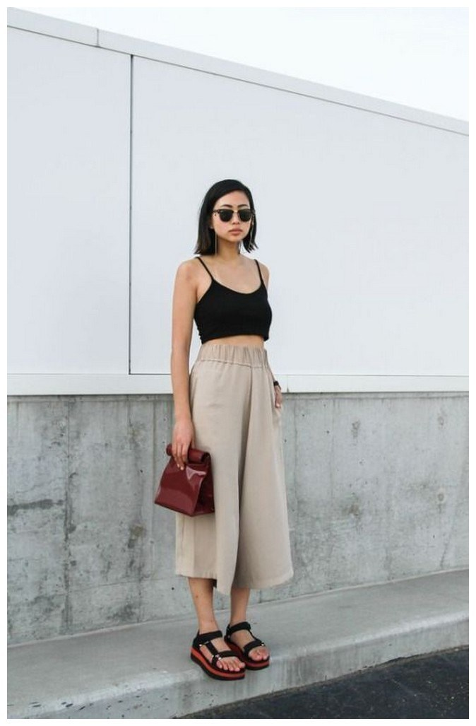 60+ minimalistic outfits for spring 51