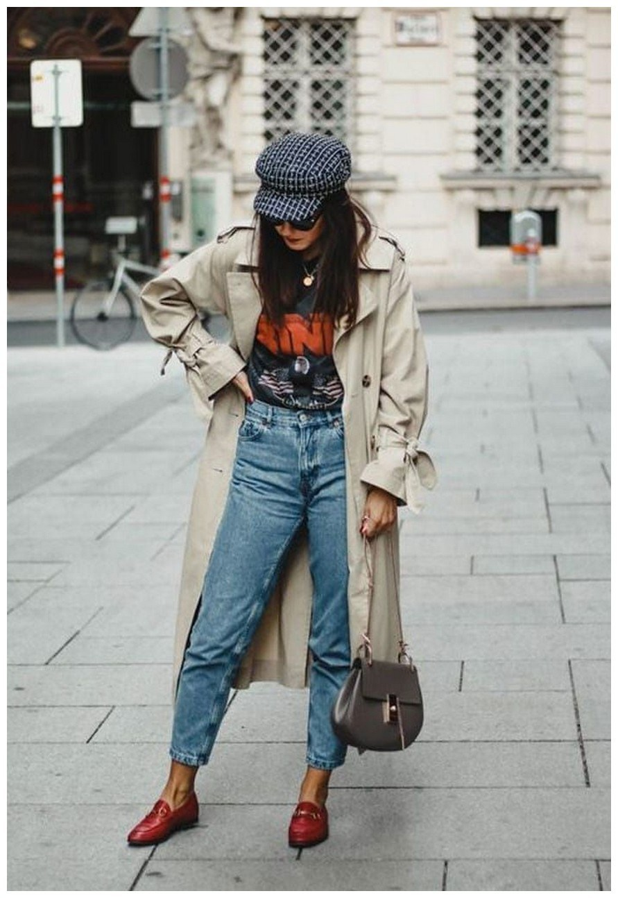 60+ minimalistic outfits for spring 52