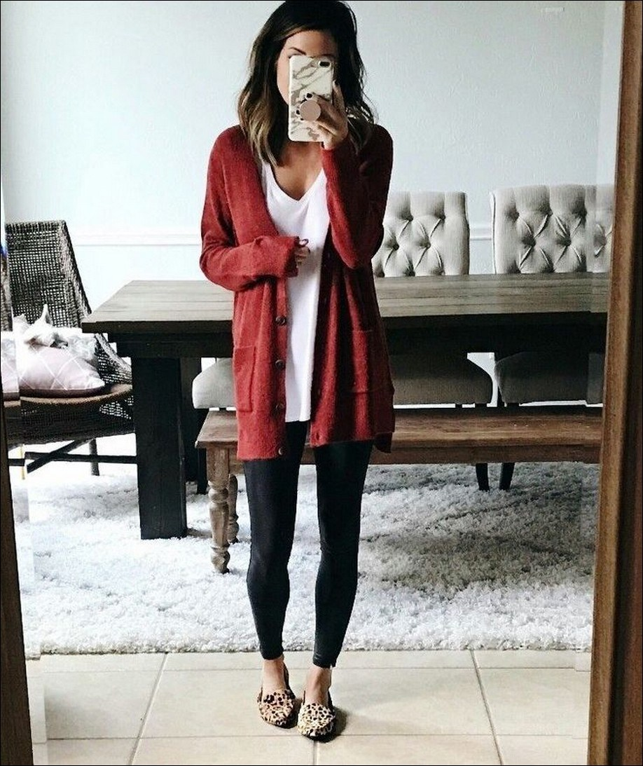 35+ stylish comfy casual spring outfits for women 20