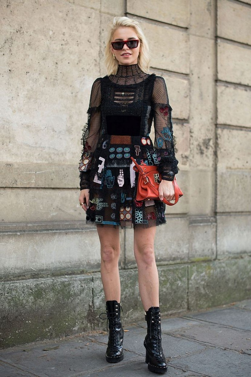 41+ ways to wear chic grunge outfits in spring 3