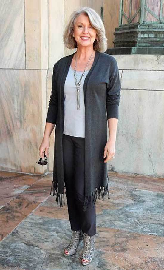 30+ Casual Spring and Summer Outfits for 50 Year Old Woman ...
