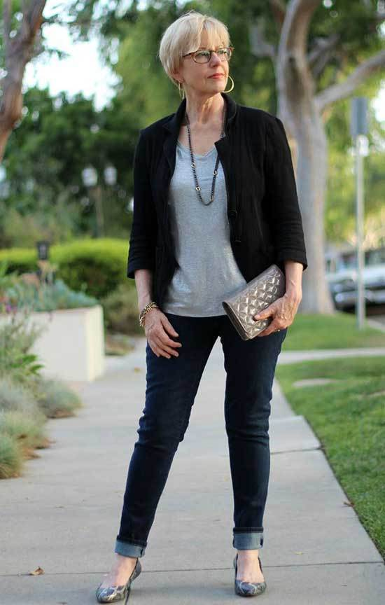 Spring Outfits Over 50