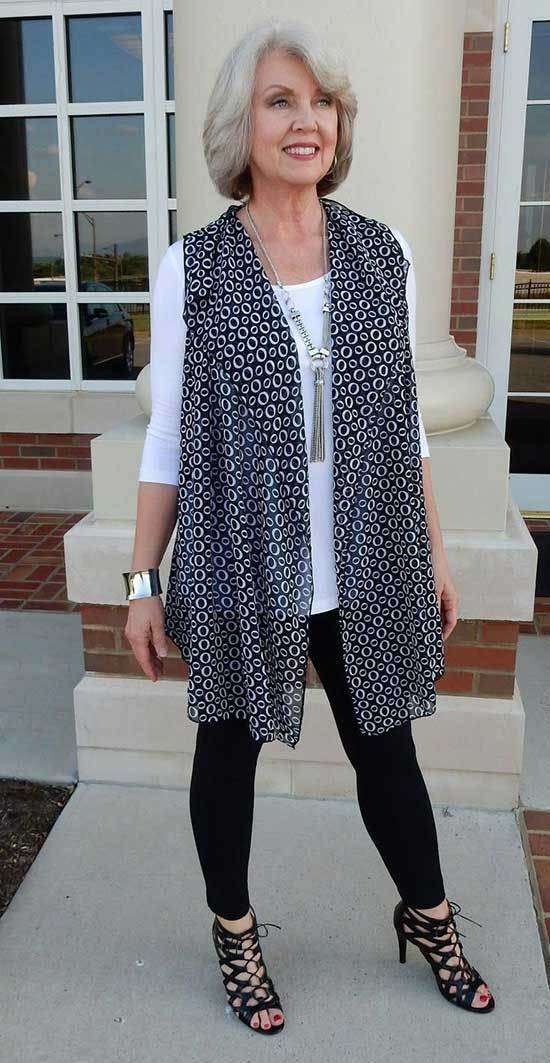 Work Outfits for Women Over 50