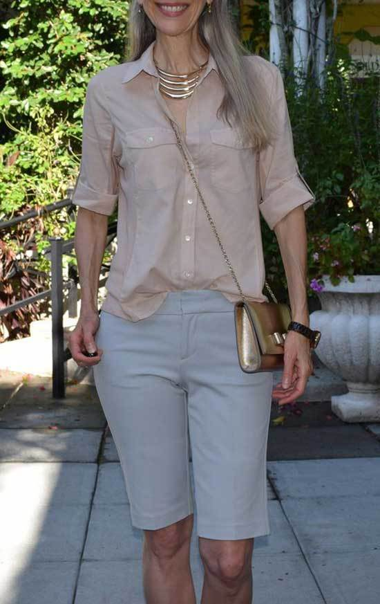 Classic Outfits for Women Over 50