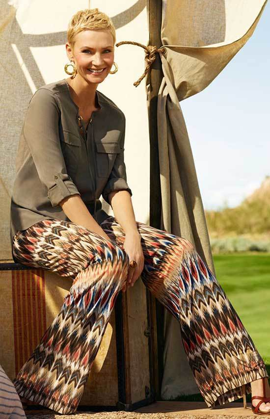 Boho Outfits for Women Over 50