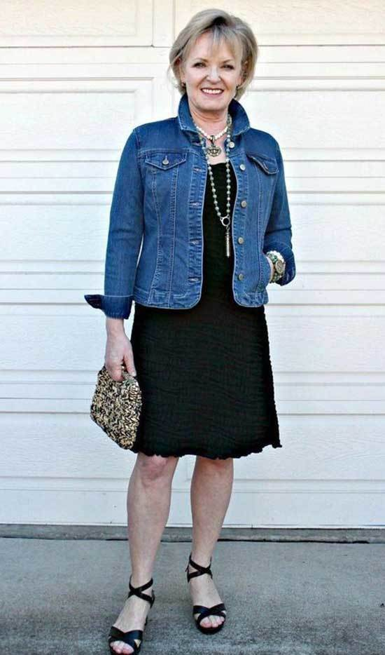 Latest Outfits for Women Over 50