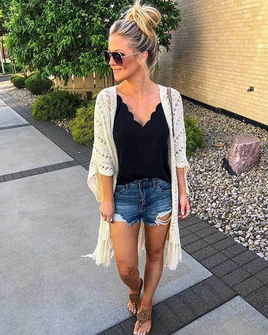 Spring and Summer Outfits