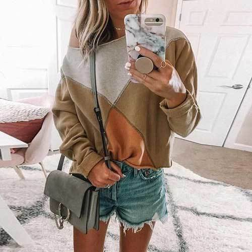 Shorts Spring Fashion Ideas