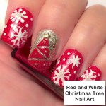 25 Fantastic Nail Art Galleries for Christmas