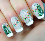 25 Gorgeous Christmas Manicure Ideas to Give You Inspiration