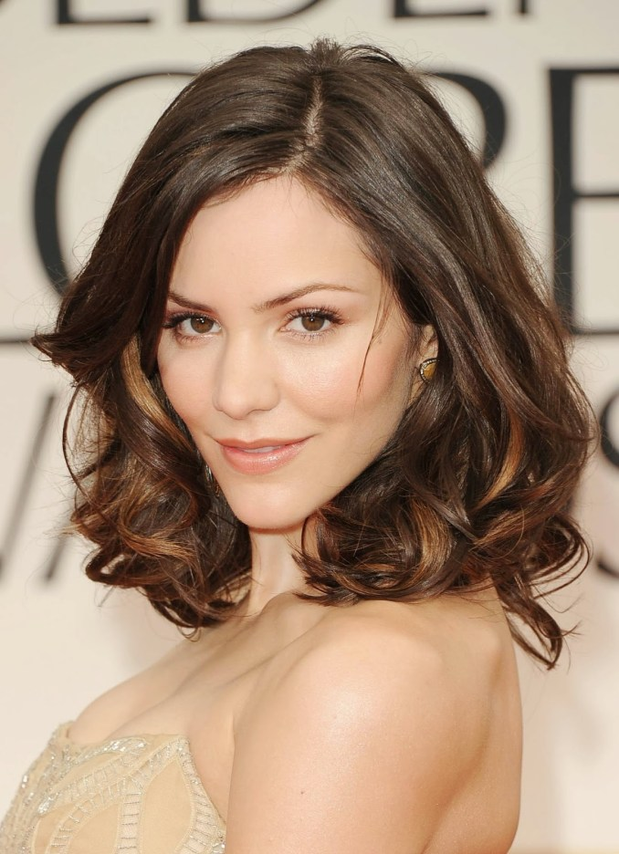 hairstyles with shoulder length hair | hairs ideas