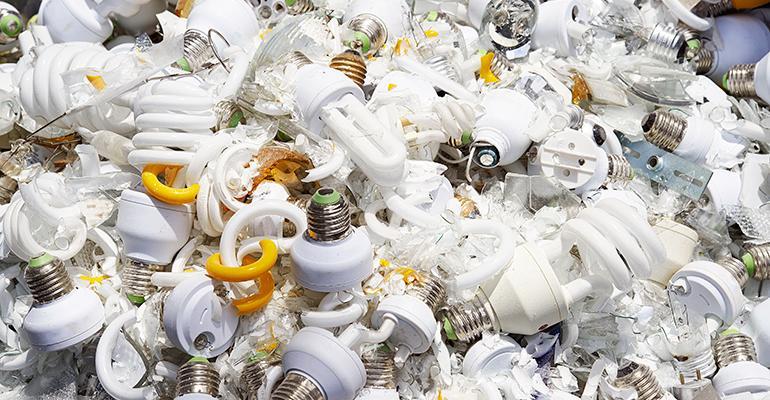 Bartells Light Bulb Recycling