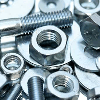 MRO - Nuts, bolts and washers