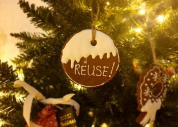 Reduce, reuse, recycle, rejoice