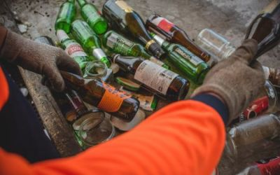 We want a comprehensive bottle refund scheme for Aotearoa!