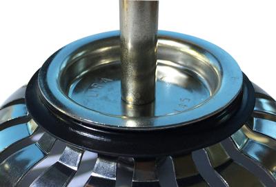 lira rubber seal gasket for franke basket strainer plug