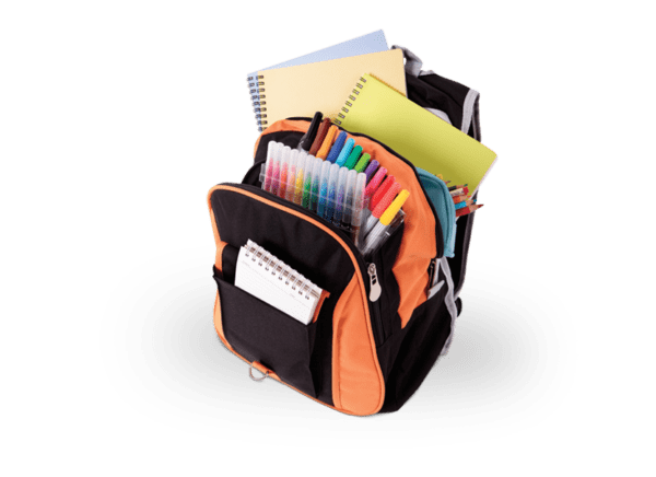 Save the Children Back to School Bag