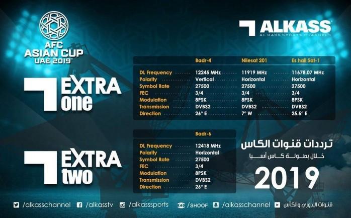 تردد قناة الكأس 1 2 Hd Alkass Live المفتوحة 2020 نايل سات الوطنية للإعلام
