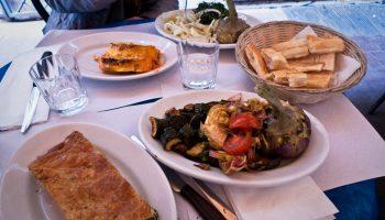Lunch bij Gargani