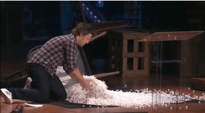 Jamie Oliver op TED 2010