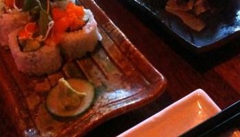 Japans restaurant Kagetsu, Hartenstraat, Amsterdam