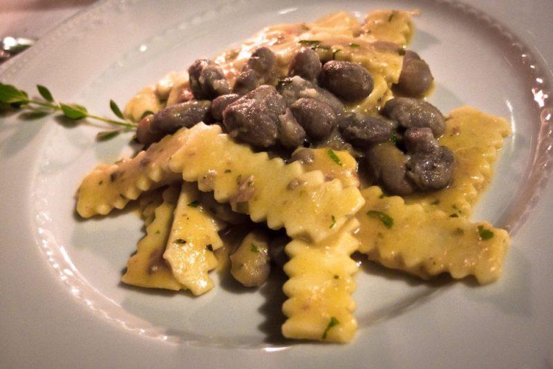 Feestmaal bij Masseria Il Frantoio