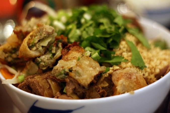 Restaurants in Parijs: Le Petit Cambodge (foto Miss Zaza)