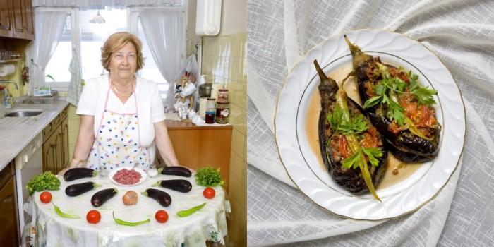 Fotoserie van Gabriele Galimberti: 'In Her Kitchen'