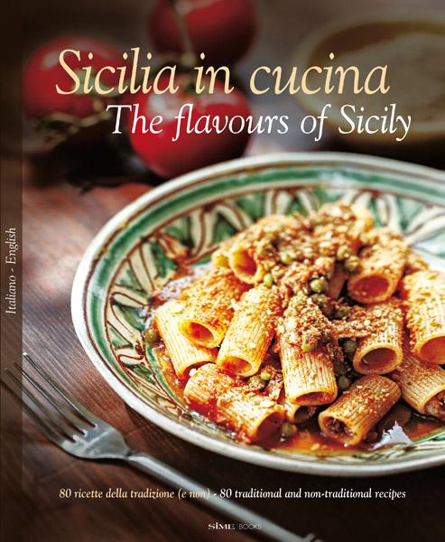 Uit de mooie serie Italiaanse kookboeken van Sime Books: Sicilia in cucina