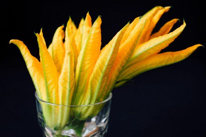 Fiori di zucca - Courgettebloemen