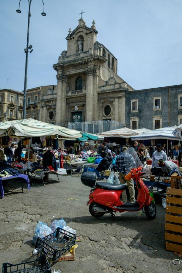 La Fiera - Piazza Carlo Alberto