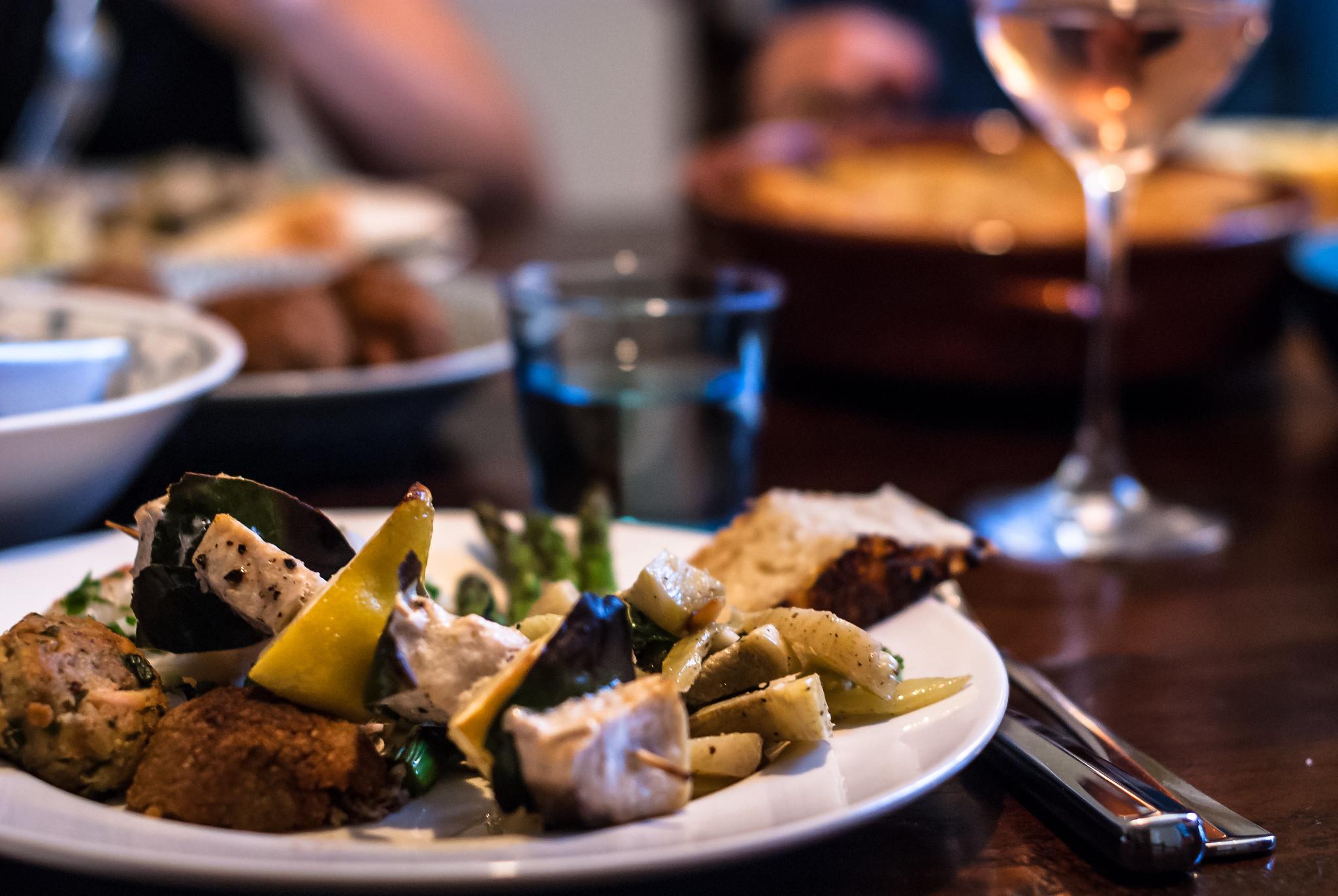 Siciliaans buffet