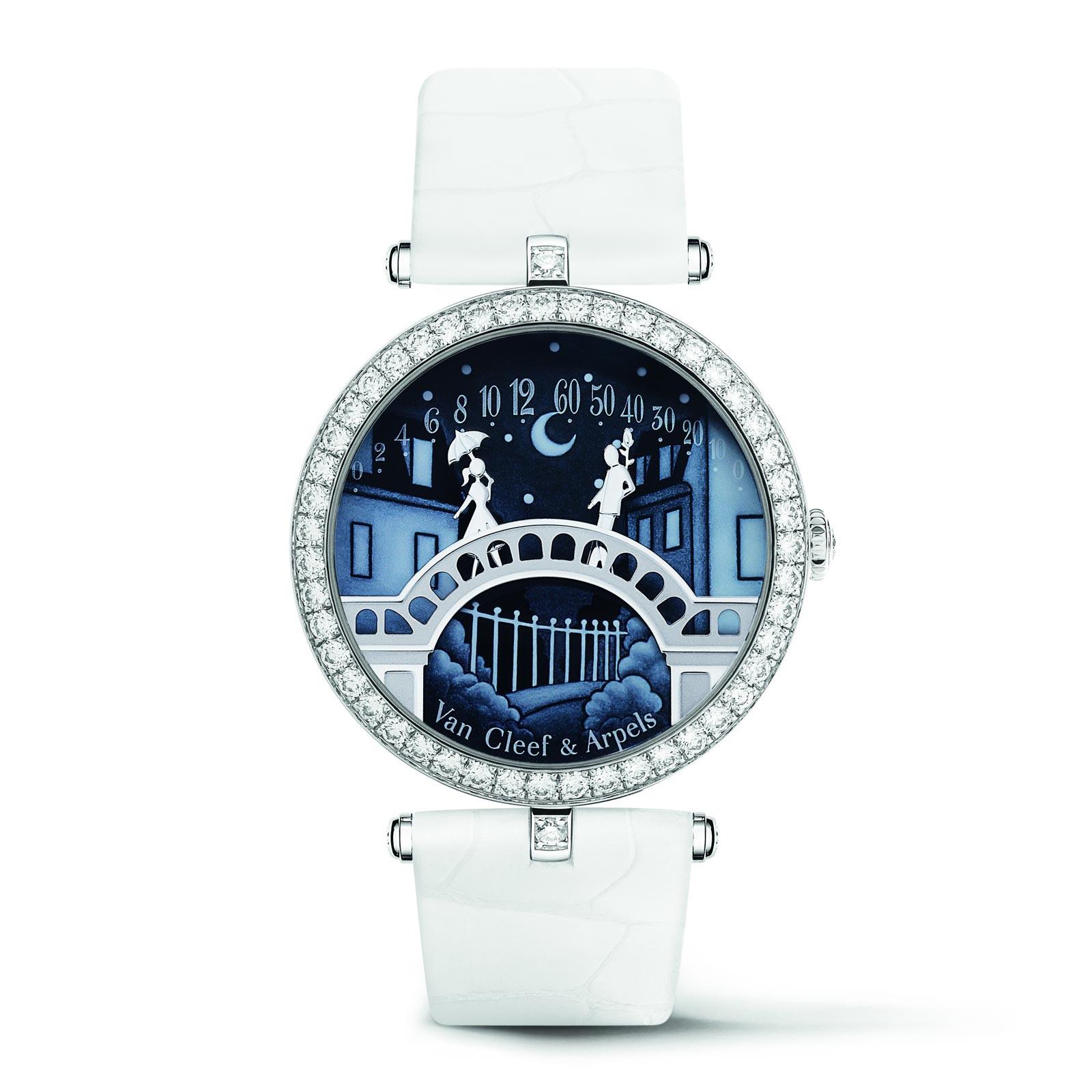 Van Cleef & Arpel - Lady Arpels Pont des Amoureux Watch