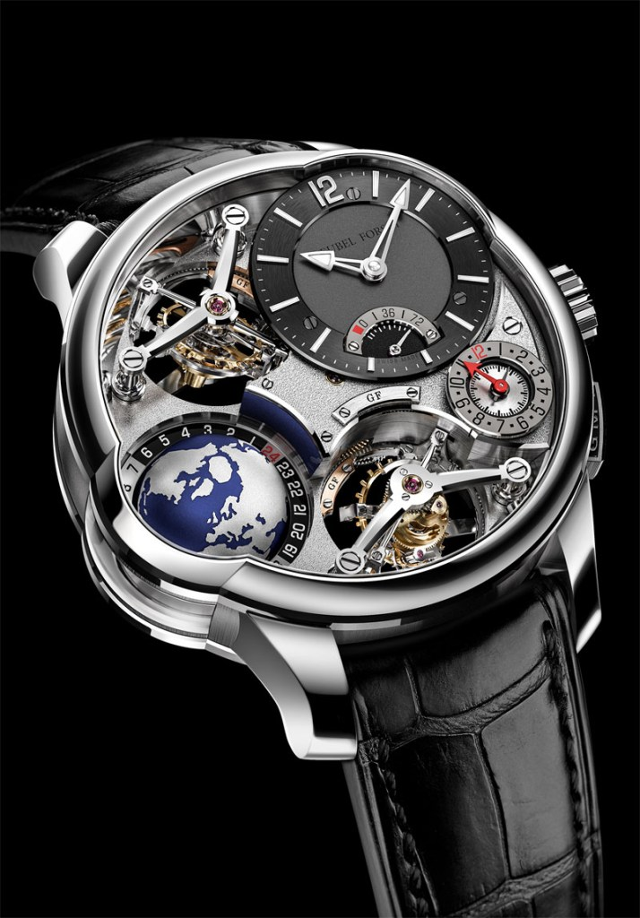 Baselworld 2019, tourbillons by Greubel Forsey and H. Moser & Cie