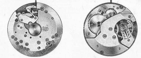 AS 1294 watch movement