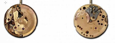 Omega 660 watch movements