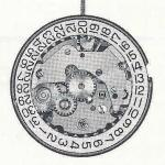 FHF ST 969.4 N watch movement