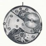 FHF ST 969.4 N watch movements