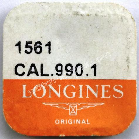 Longines 990.1 Part 1561 Oscillating Weight Ring