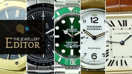 Top 5 iconic watches for men: Rolex, Cartier, Omega, Audemars Piguet, Panerai
