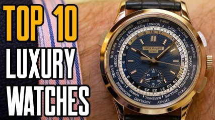Top 10 Best Luxury Watches For Men You Can Buy
