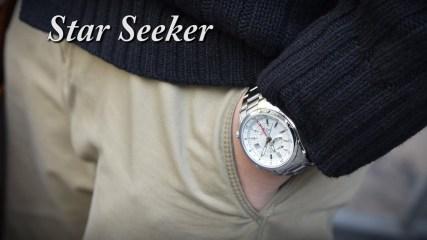 Orient Watch SDJ00002W9 Star Seeker GMT Automatic Mechanical Men's Watches