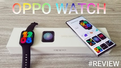 OPPO WATCH Buying & Reviewing: An Apple Watch Alternative?