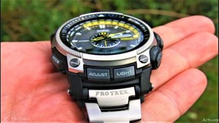 Top 5 Best Casio Protrek watches For Men To Buy in 2020