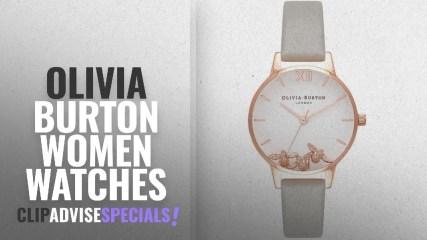 10 Best Selling Olivia Burton Women Watches