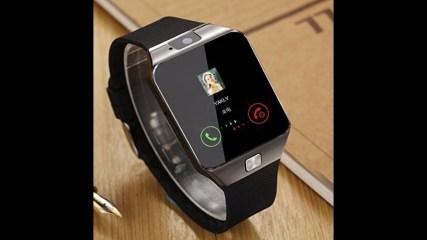 Smart Watch Unboxing model DZ09